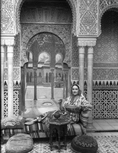 Alhambra-cristales