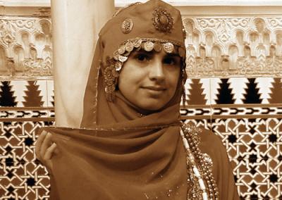 chica-arabe